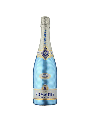 POMMERY ROYAL BLUE