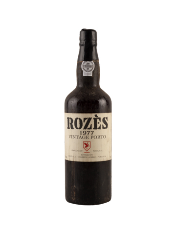 Rozès Vintage 1977